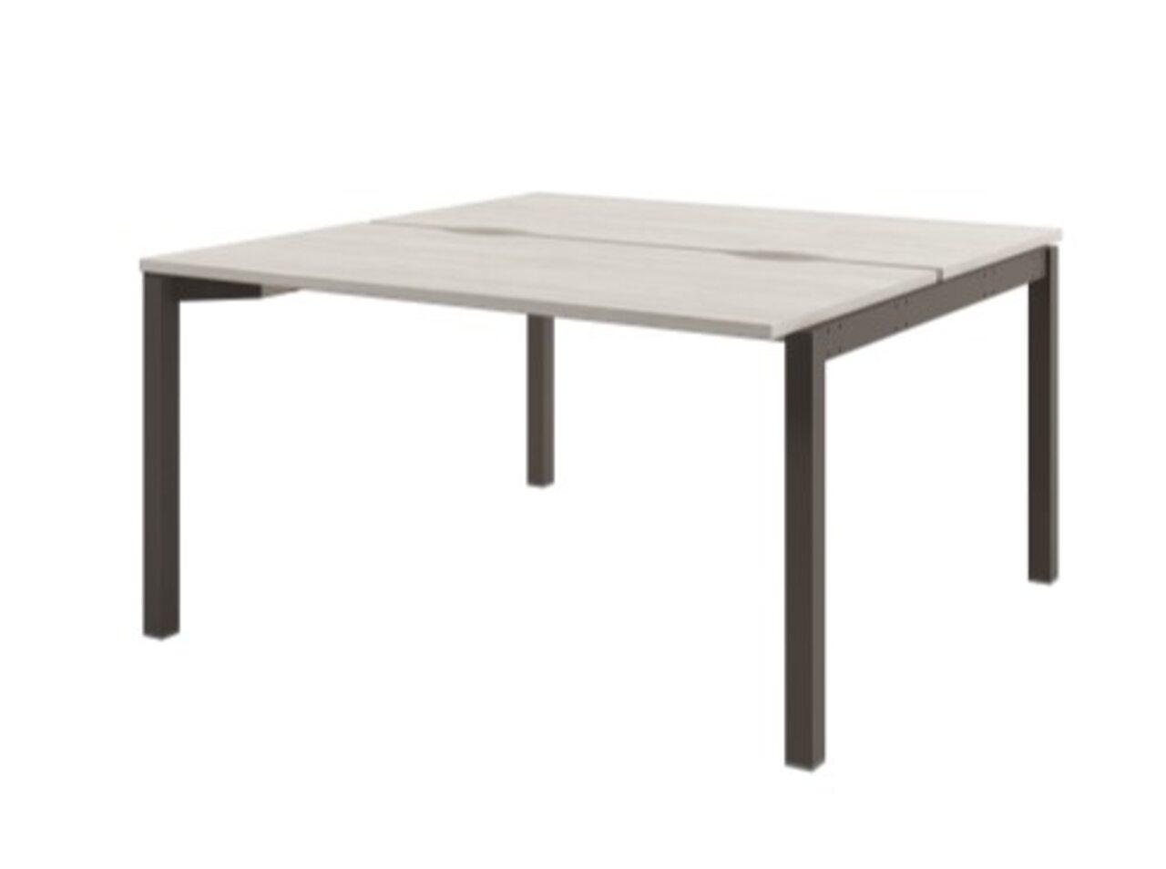 Бенч-система столов-тандемов  Solution 160x143x75 - фото 5