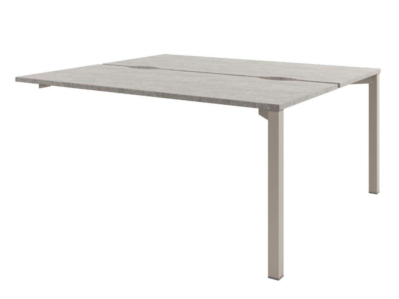Бенч-система столов-тандемов  Solution 160x143x75 - фото 1