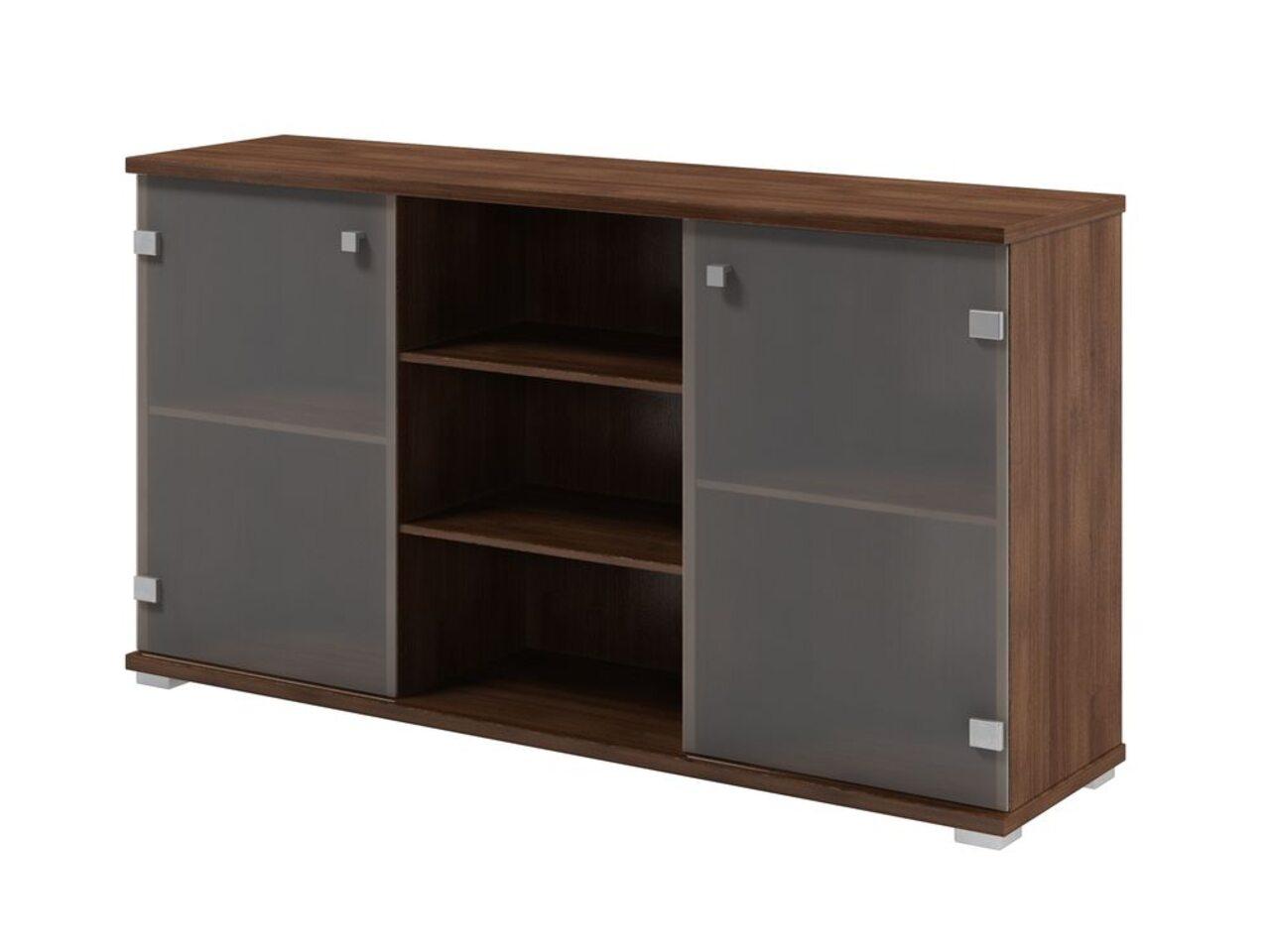 Шкаф приставной к двум столам  Space 134x35x73 - фото 1
