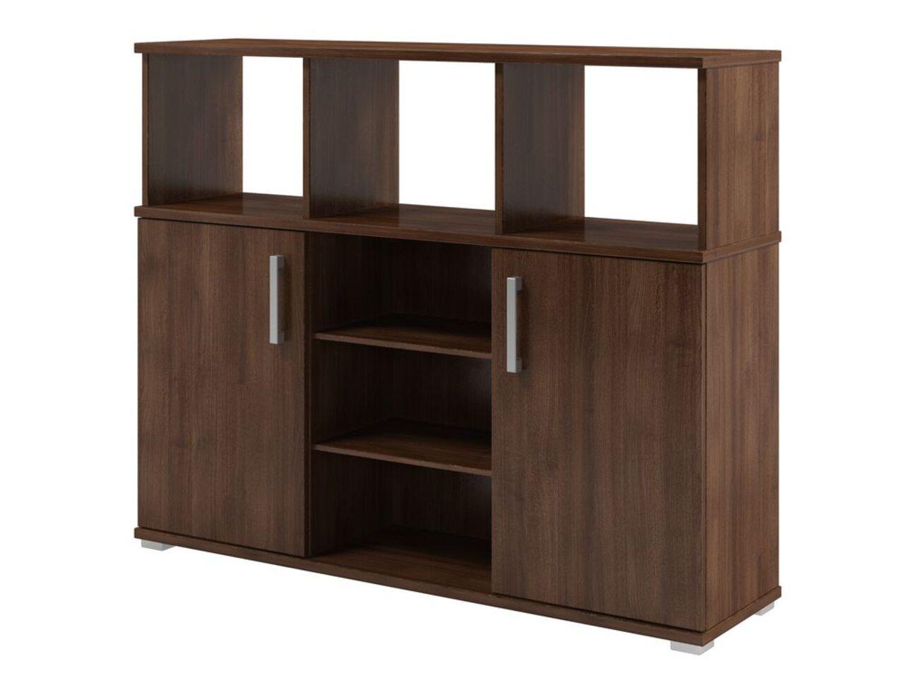 Шкаф приставной к двум столам  Space 134x35x108 - фото 1