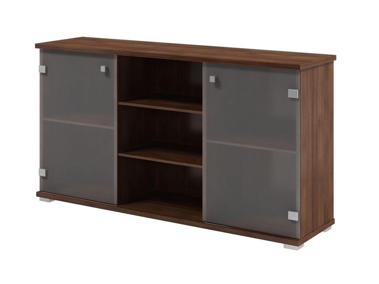 Шкаф приставной к столу  Space 136x35x73 - фото 1