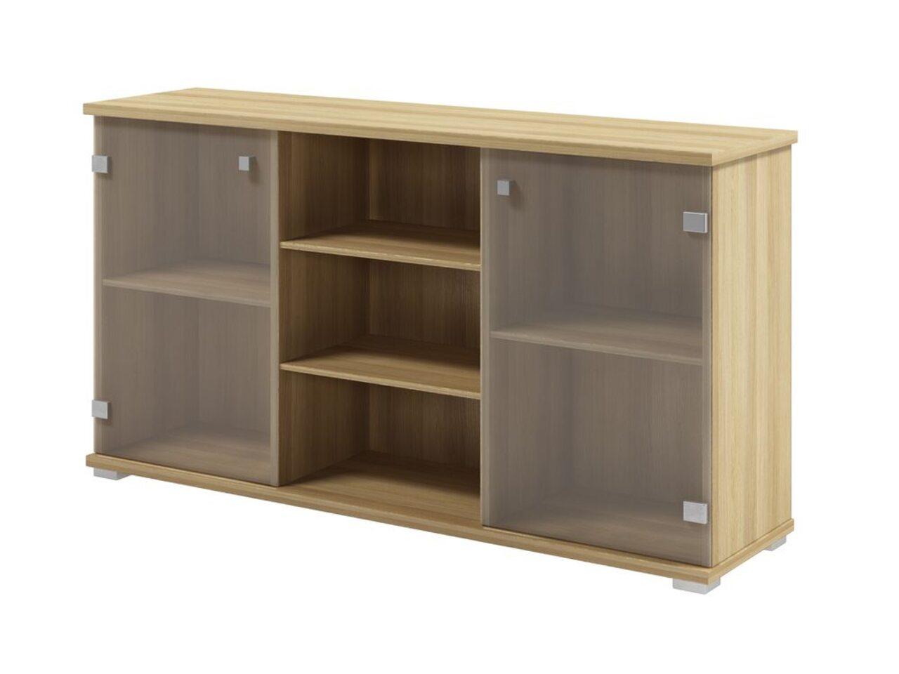 Шкаф приставной к столу  Space 136x35x73 - фото 3