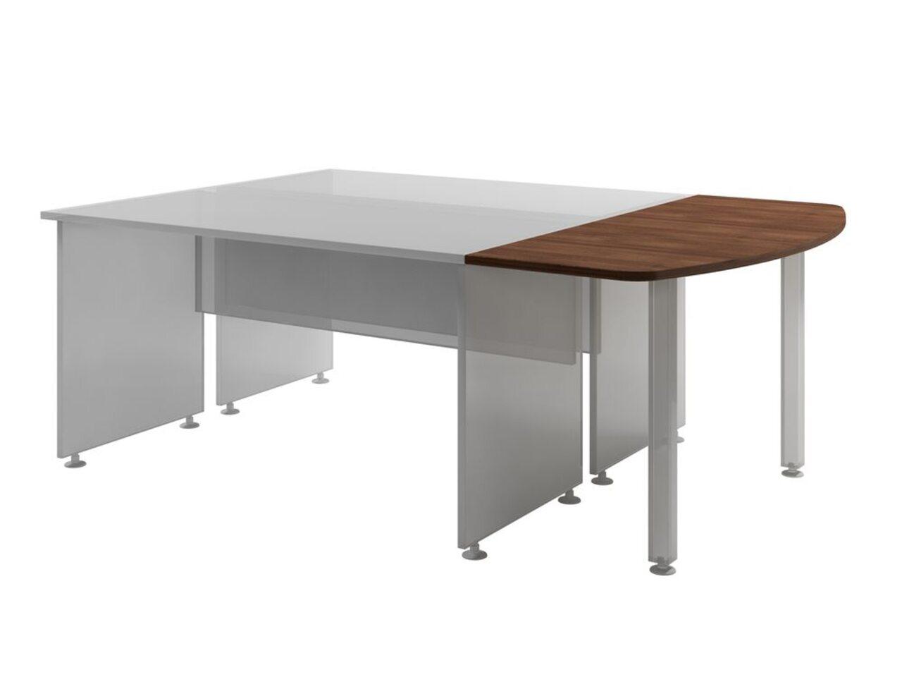 Столешница к двум столам  Space 134x60x3 - фото 1