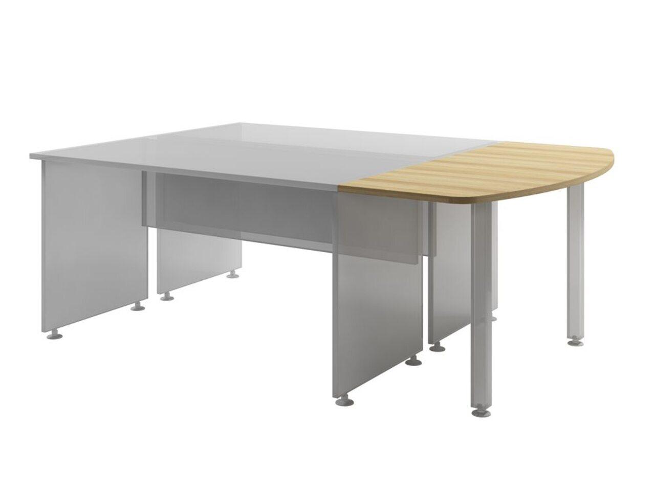 Столешница к двум столам  Space 134x60x3 - фото 3