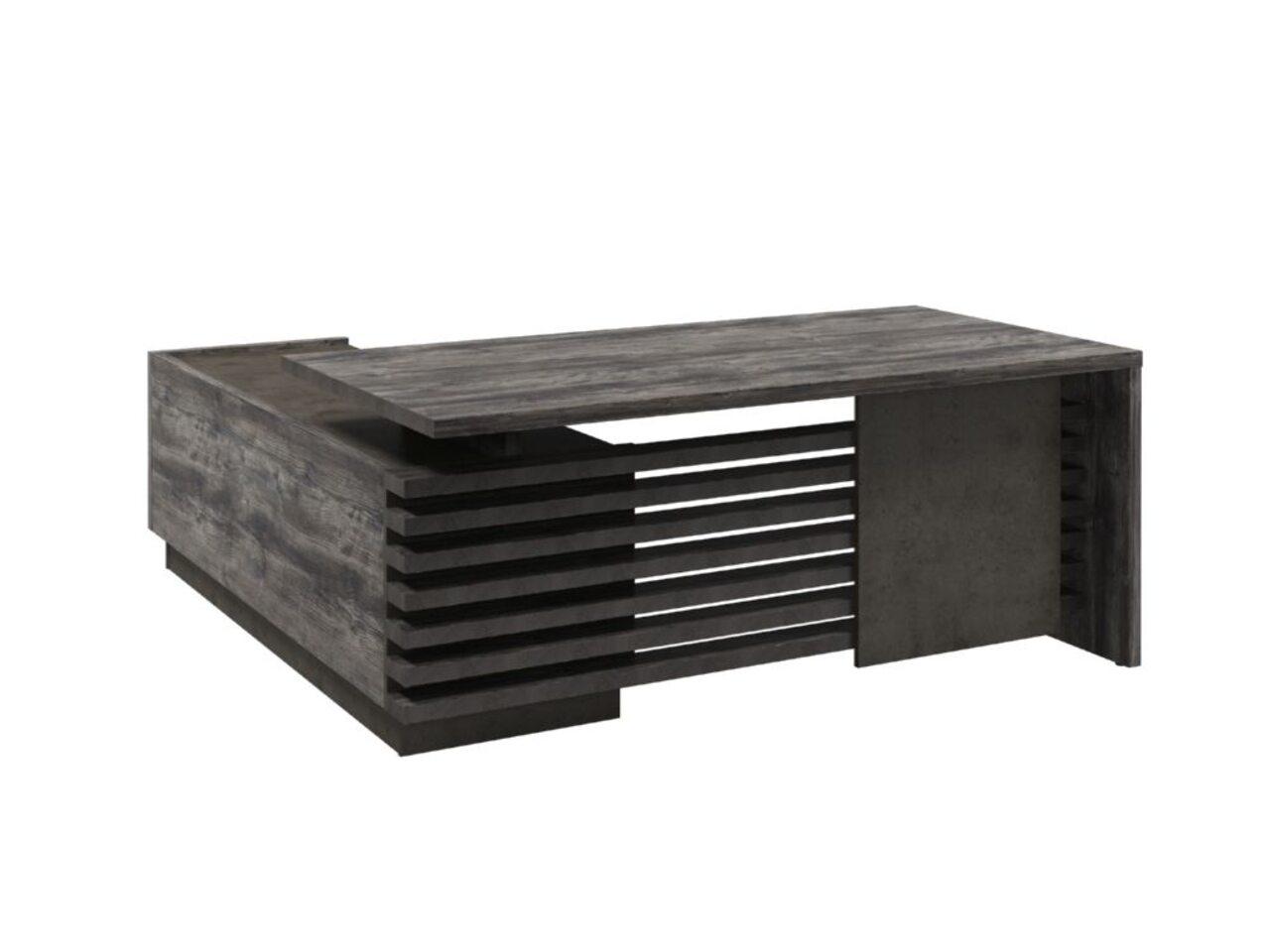 Стол с опорной тумбой (правый) Vestar 180x203x75 - фото 3