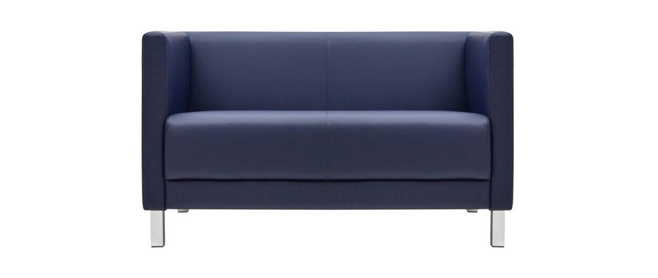 2-х местный диван с подлокотниками  M-01 Атланта 123x67x71 - фото 4