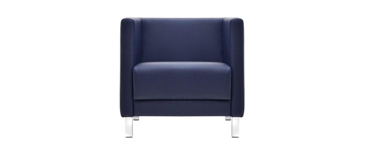 Кресло с подлокотниками  M-01 Атланта 70x67x71 - фото 4