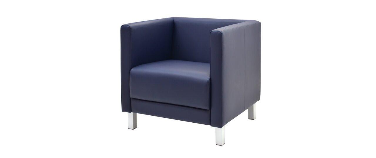 Кресло с подлокотниками  M-01 Атланта 70x67x71 - фото 1