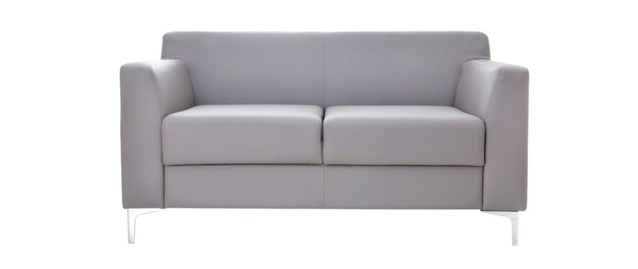 2-х местный диван с подлокотниками  M-02 Калипсо 141x77x78 - фото 6