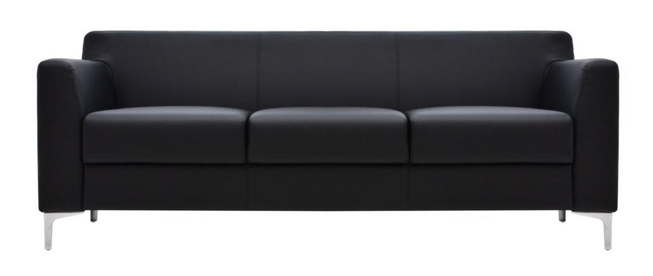 3-х местный диван с подлокотниками  M-02 Калипсо 196x77x78 - фото 3