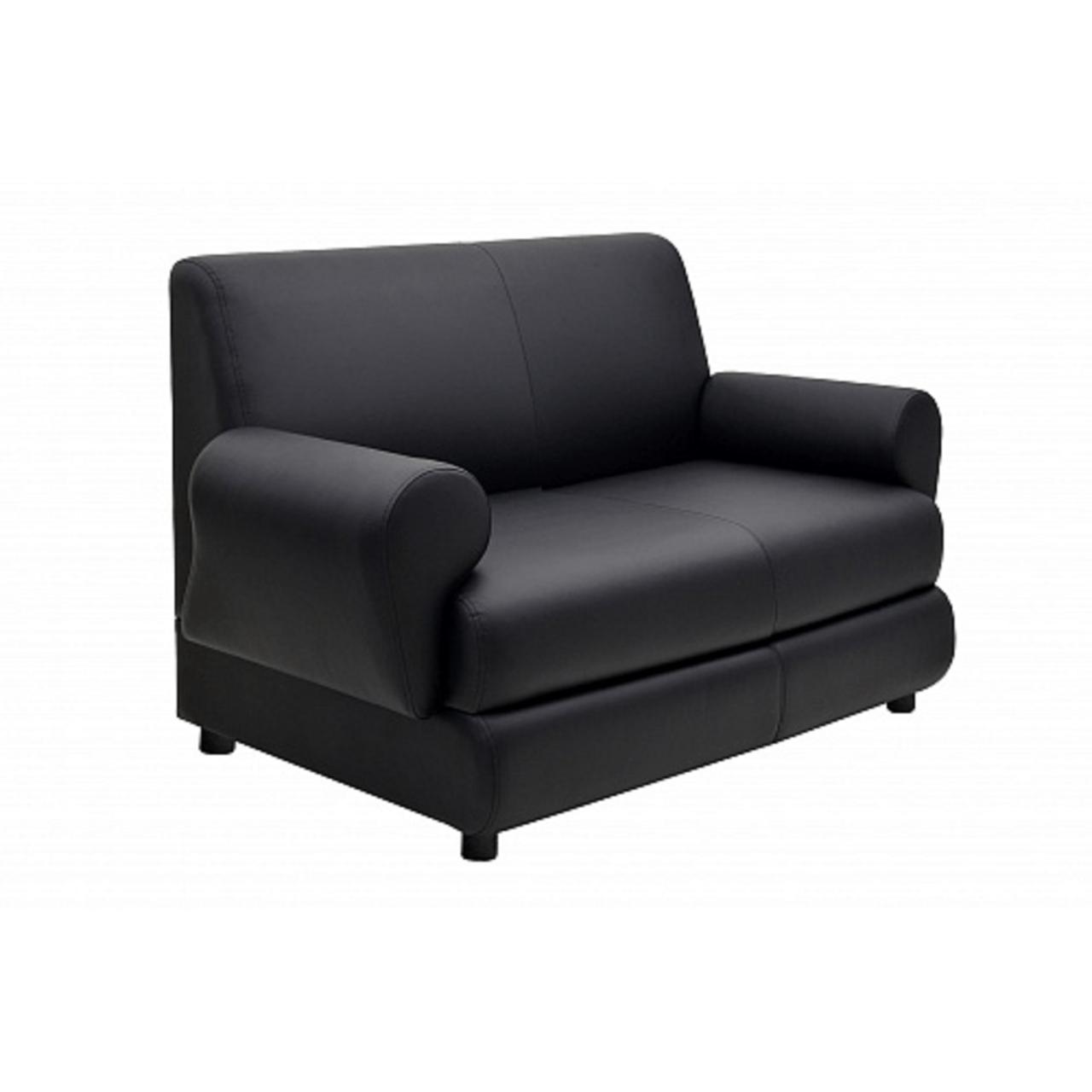 2-х местный диван с подлокотниками  M-04 Берн 143x82x85 - фото 1
