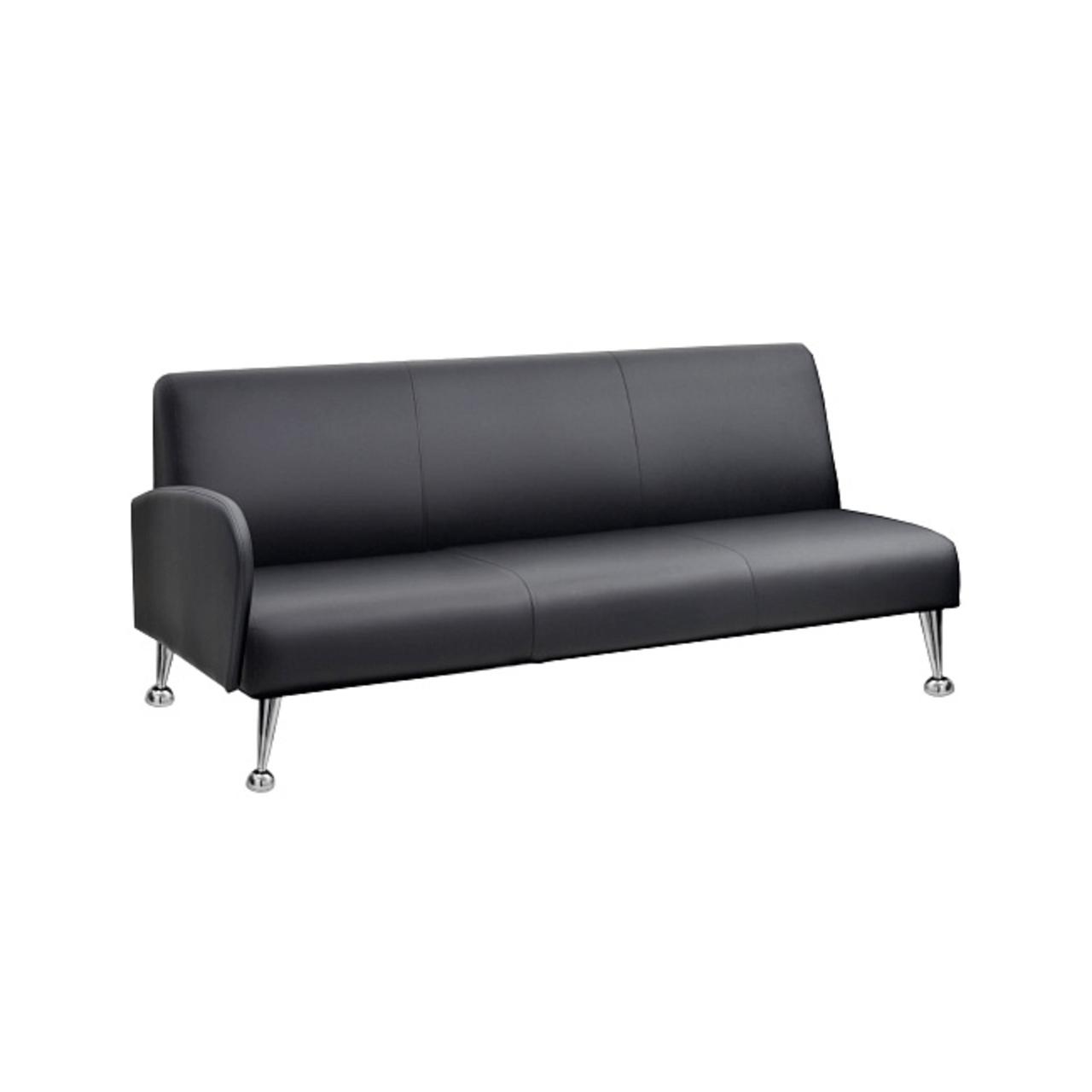 3-х местная диванная секция с подлокотником лев  M-05 Соренто 188x82x83 - фото 1