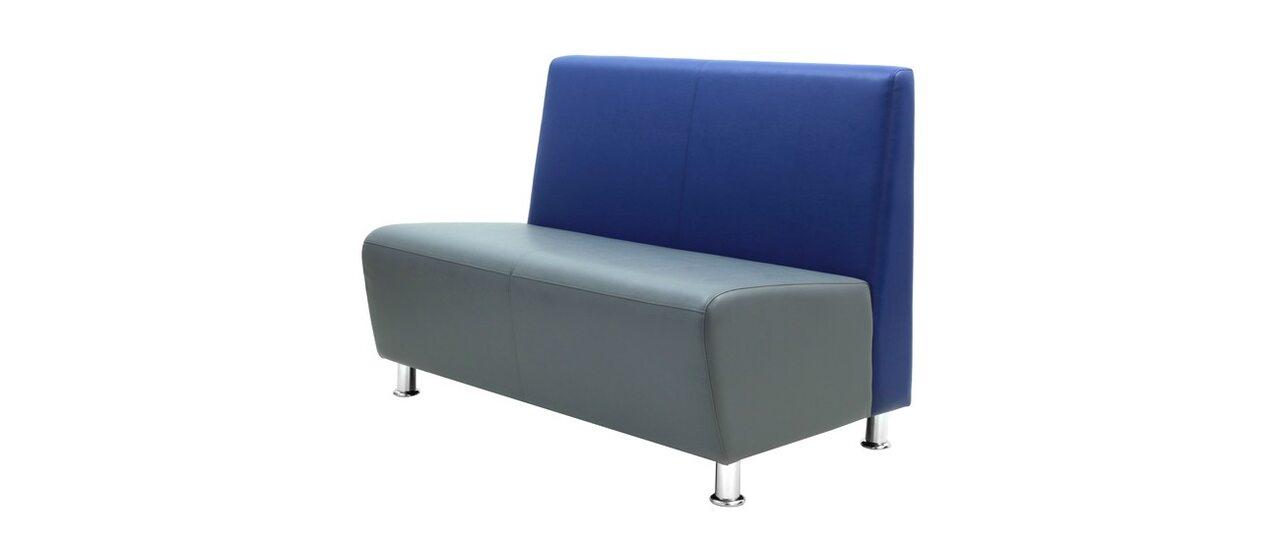 2-х местный диван без подлокотников - фото 1
