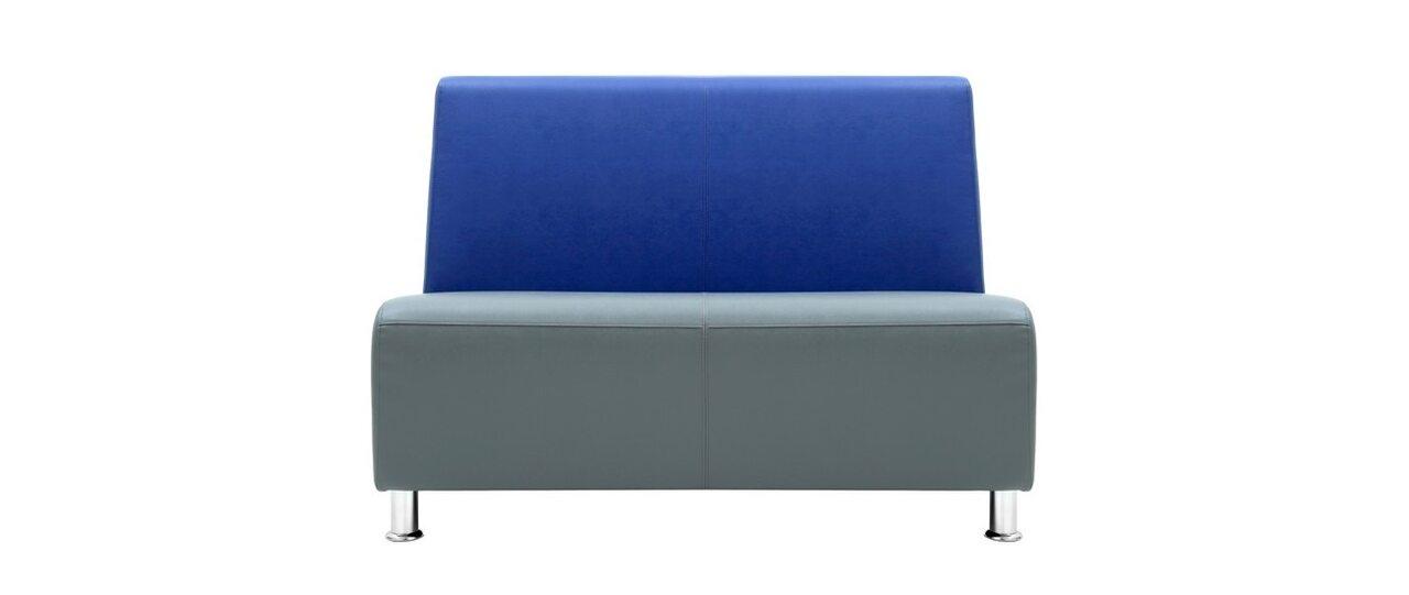 2-х местный диван без подлокотников - фото 3