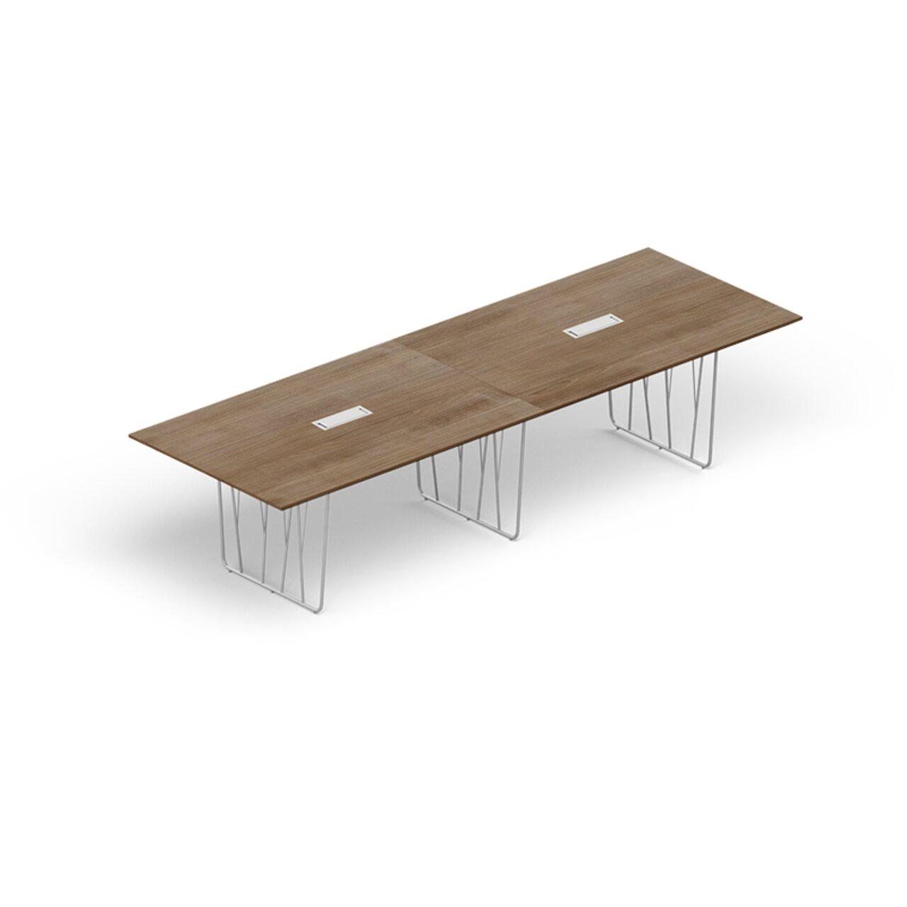 Стол для переговоров Deck Meeting 360x120x75 - фото 1