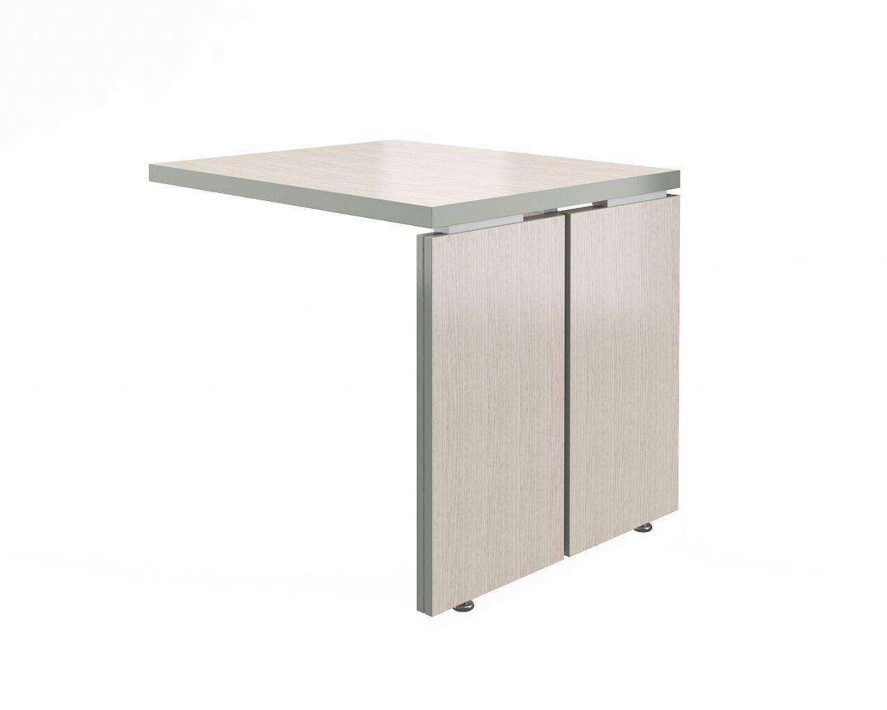 Стол приставной  Bella VITA 75x90x77 - фото 1
