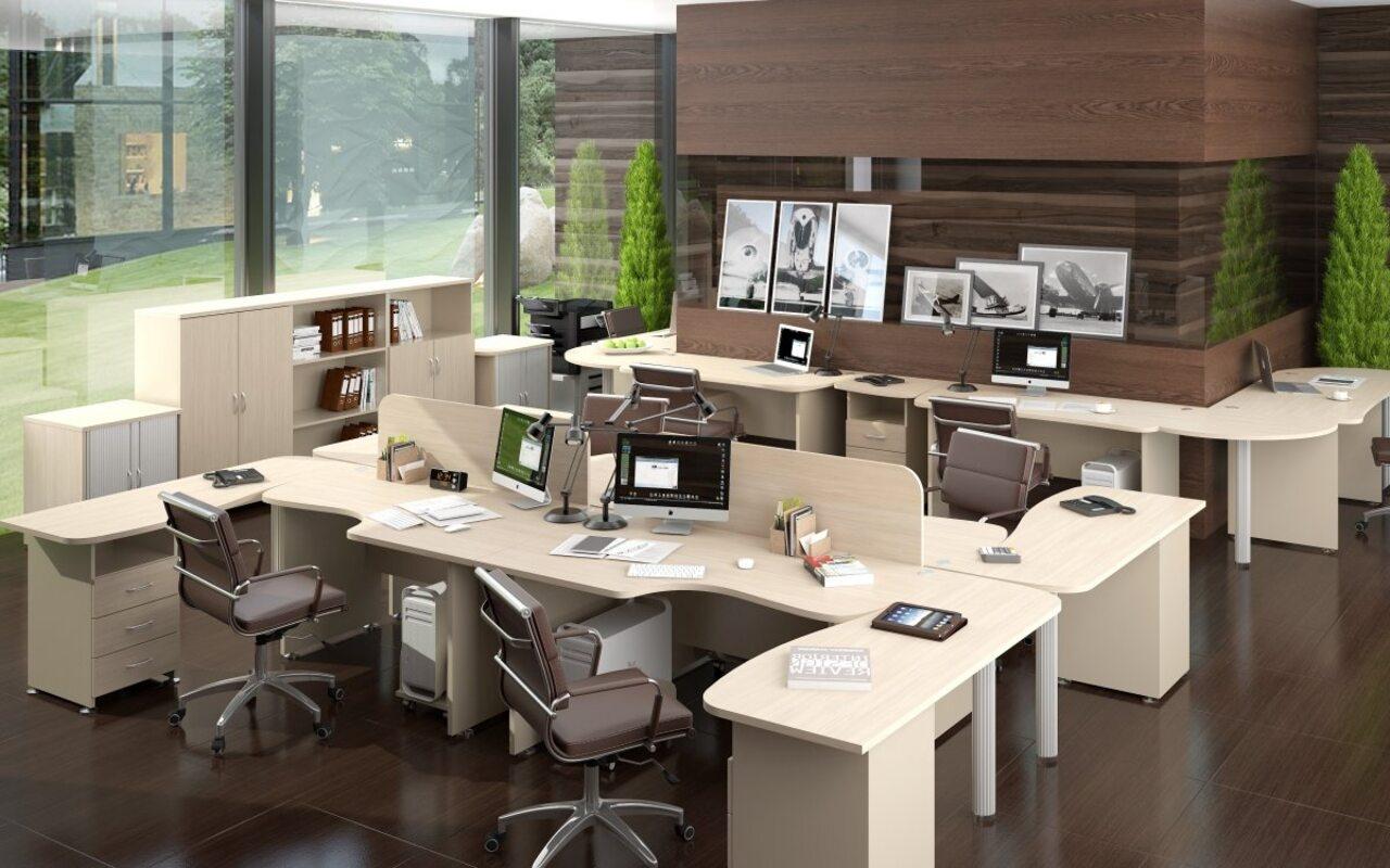 Мебель для персонала Модерн - фото 1