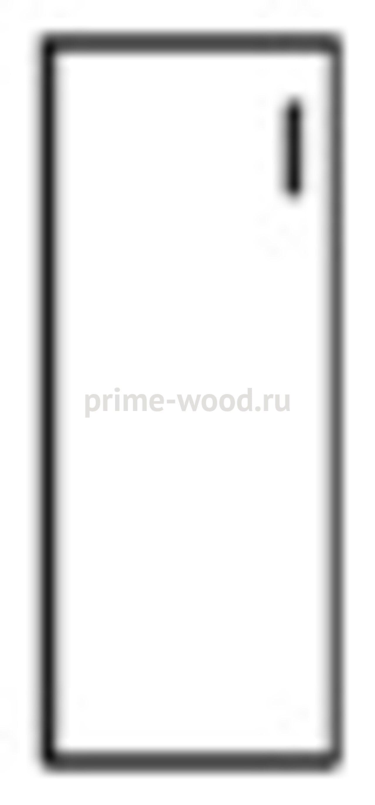 Дверь для стеллажа  IMAGO-S 37x2x116 - фото 1