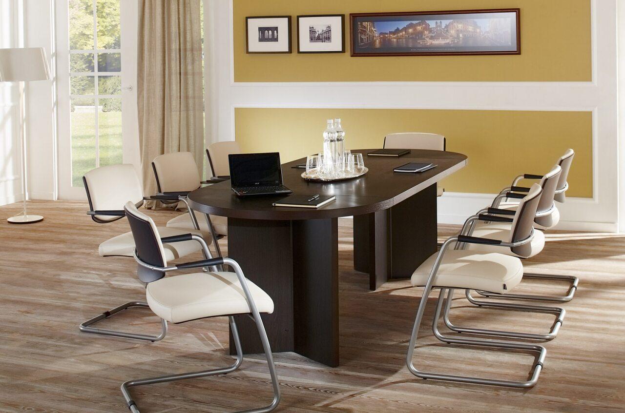 Стол для переговоров Sirius, Positano - фото 1