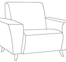 C-400 кресло для отдыха