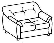 V-400 кресло-кровать