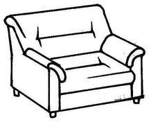 V-100 кресло-кровать