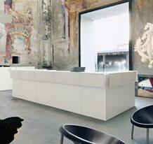 Мебель для приемной Factory Light