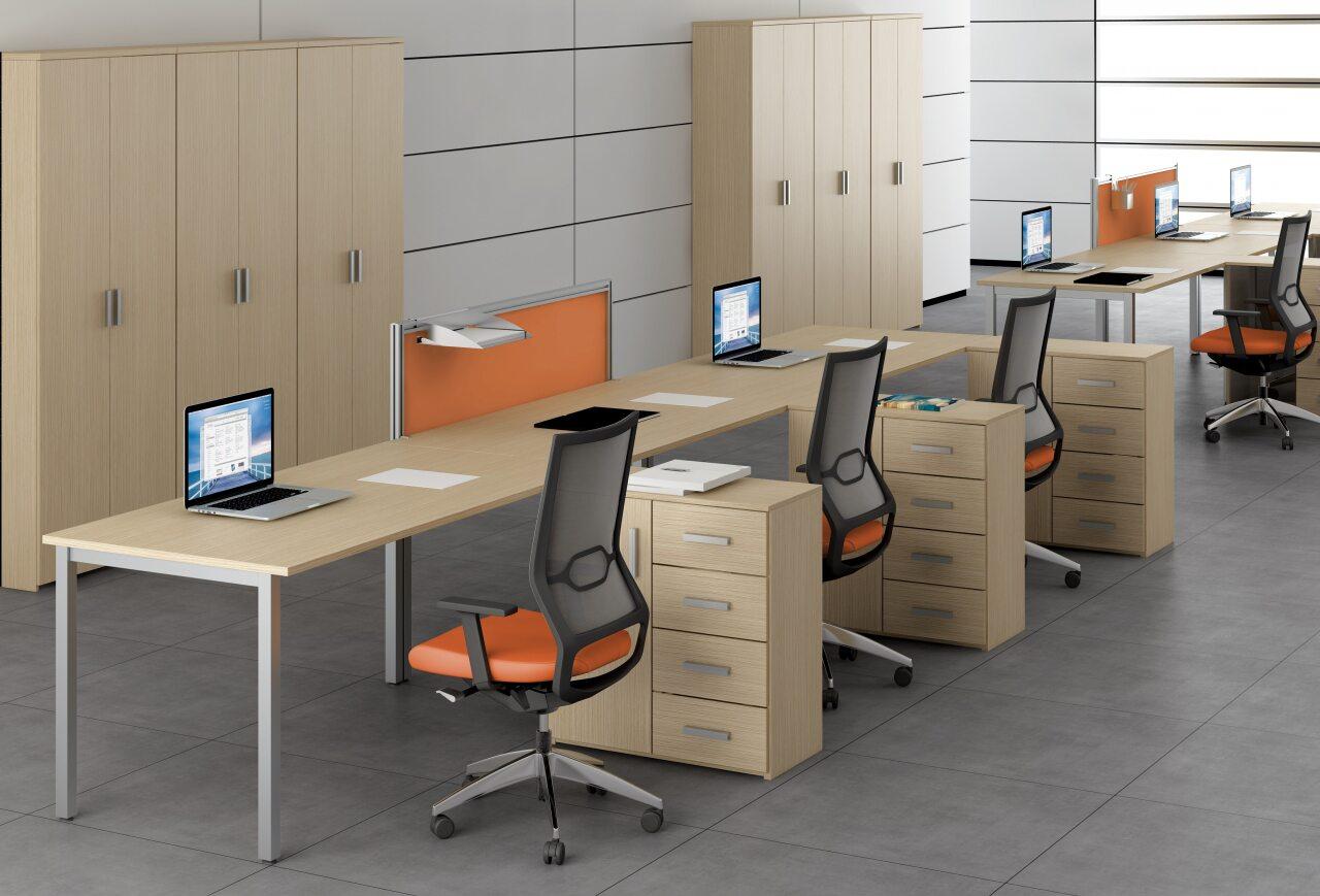 Мебель для персонала Стиль II - фото 1