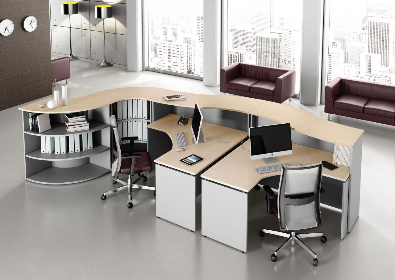 Мебель для приемной ASK - фото 1