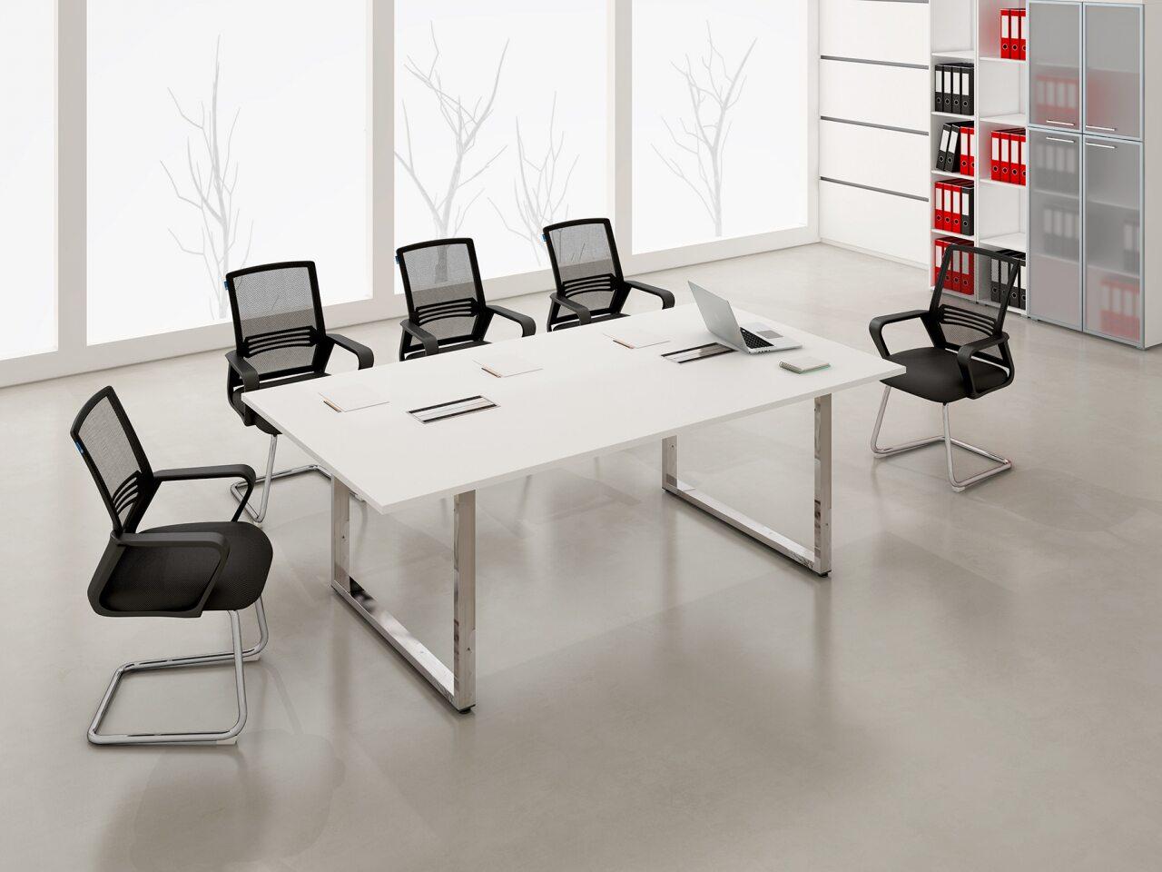 Стол для переговоров GLOSS LINE - фото 1