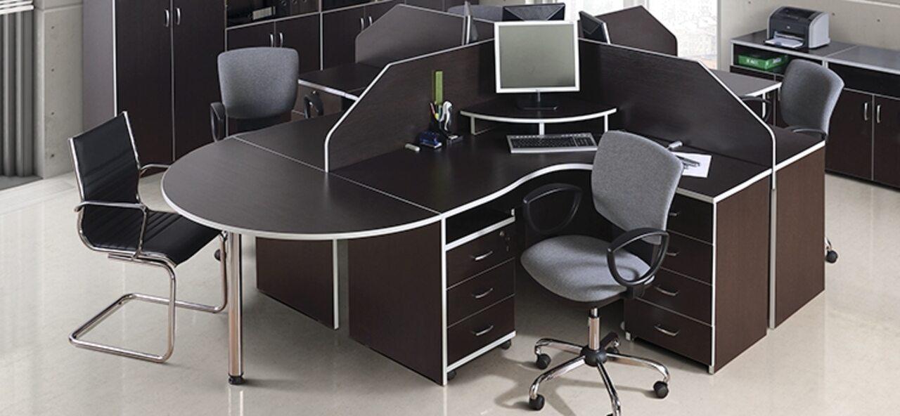 Мебель для персонала Стиль - фото 1