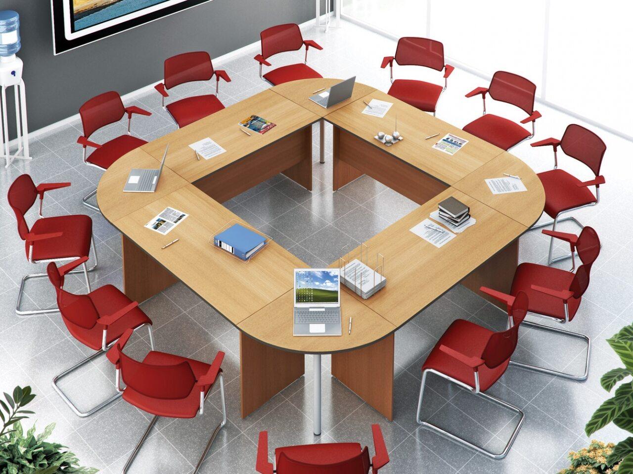 Стол для переговоров Агат - фото 1