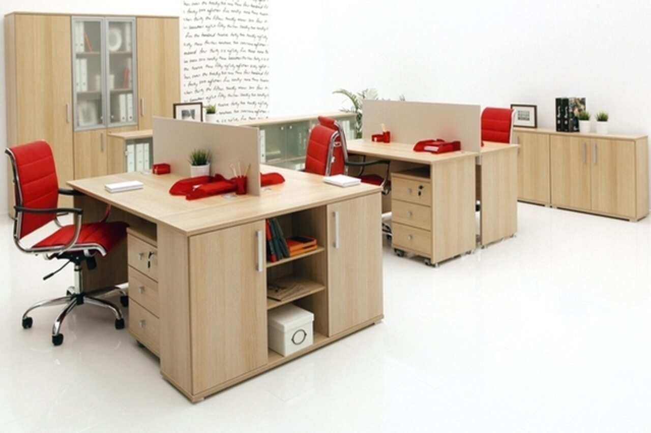 Мебель для персонала Space - фото 1