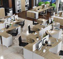 Мебель для персонала ALBA