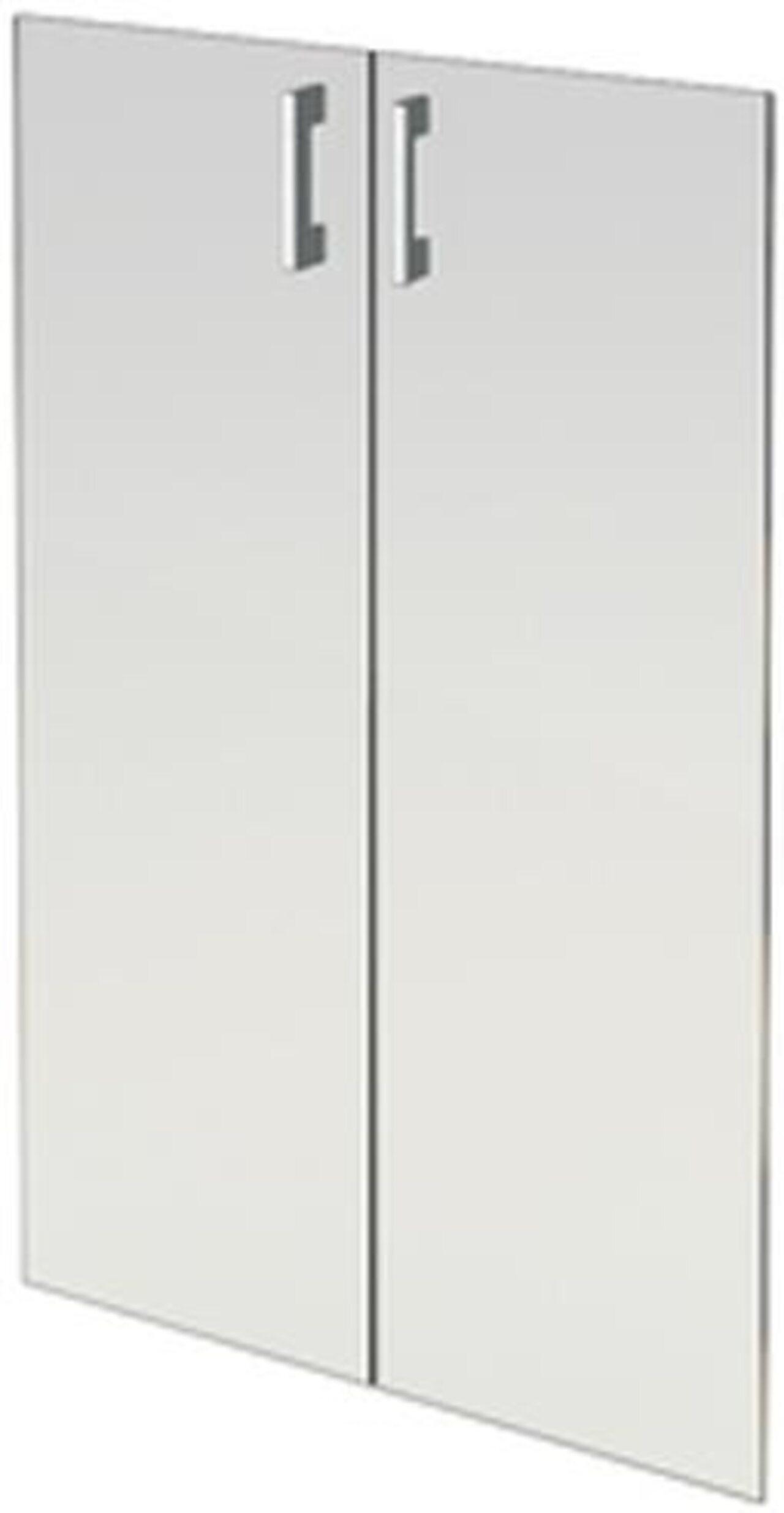 Комплект стеклянных дверей  Арго 71x1x112 - фото 1