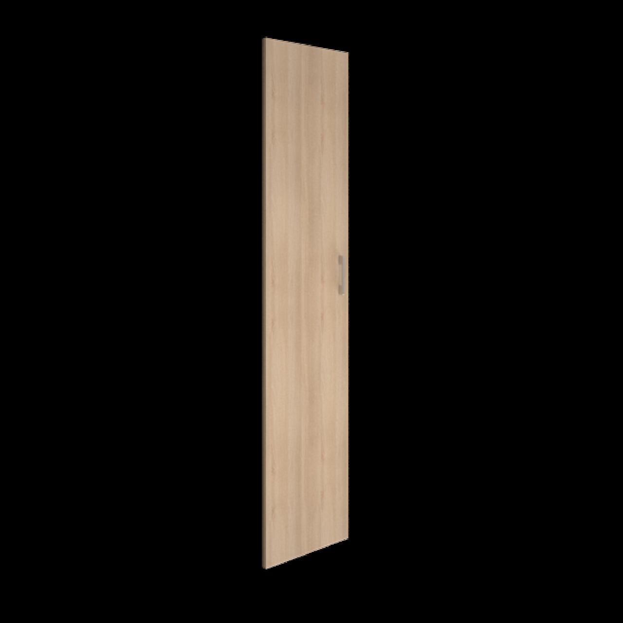 Дверь дсп высокая левая - фото 1