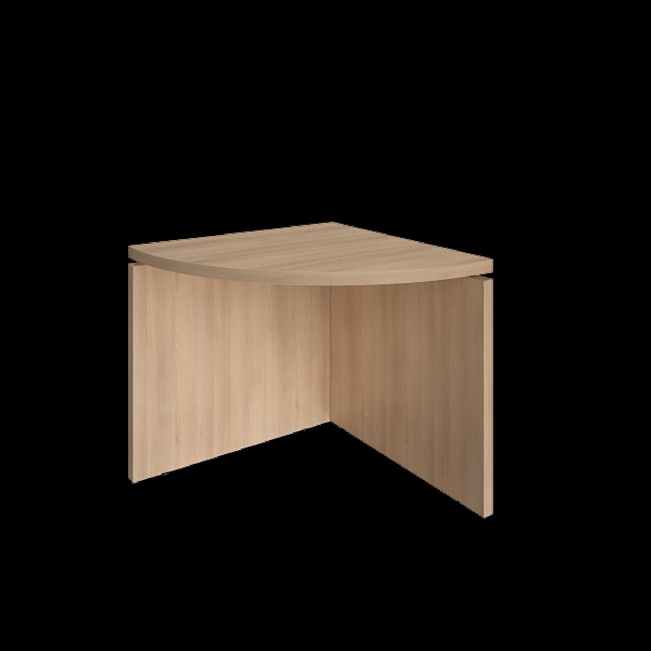 Элемент наборного переговорного стола левый - фото 1
