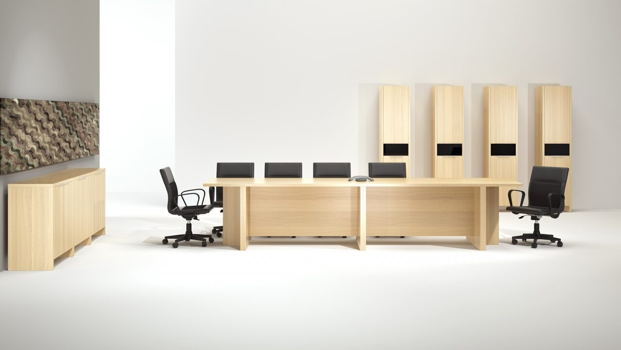 Стол для переговоров Акцент - фото 1