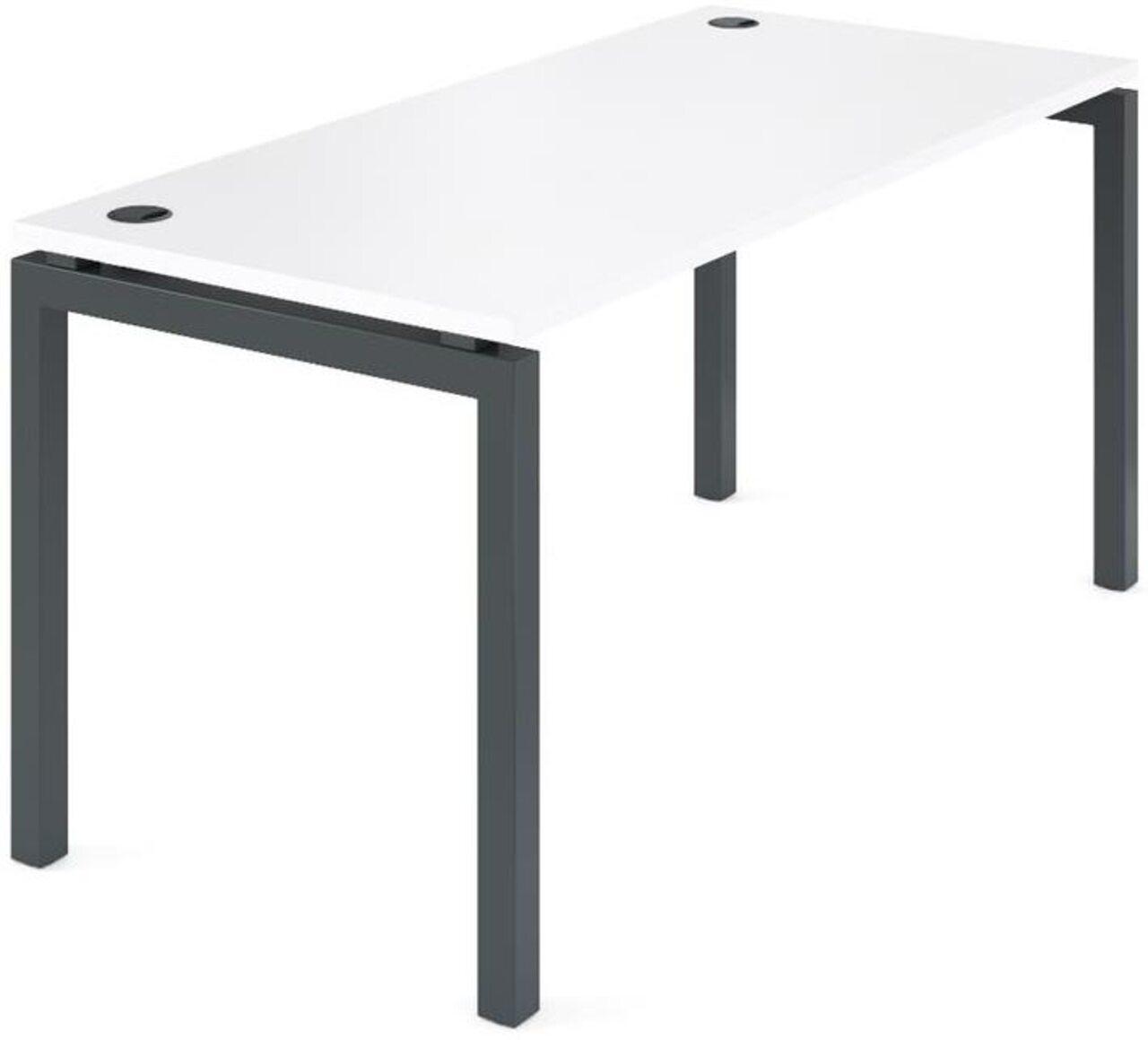 Стол на металлокаркасе  Арго 160x73x76 - фото 1