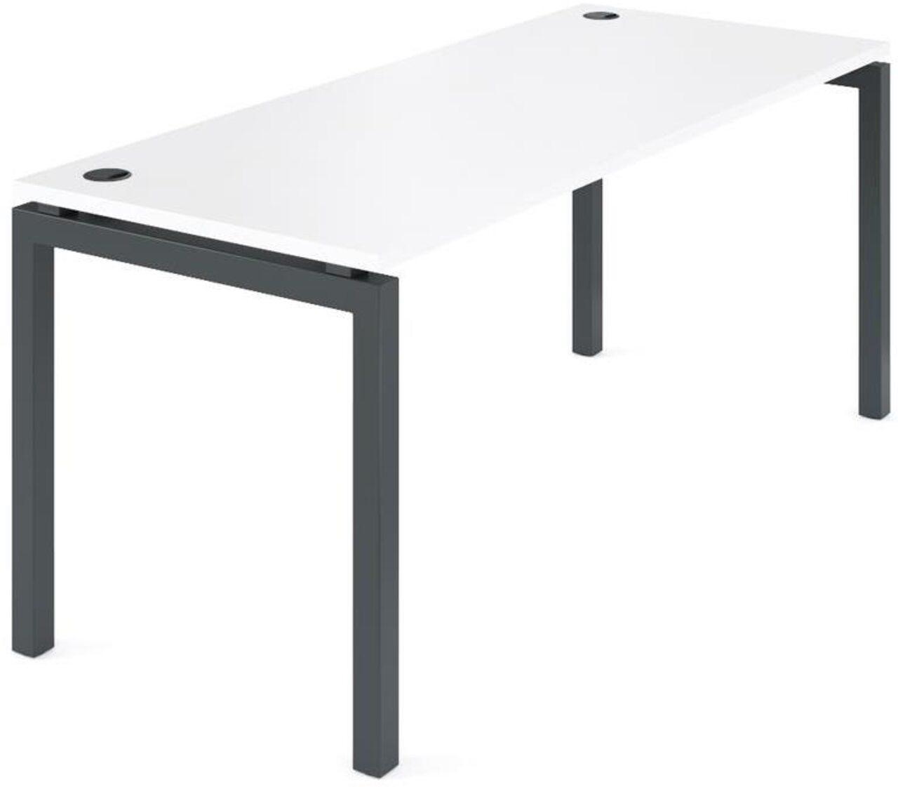 Стол рабочий на металлокаркасе  Арго 180x73x76 - фото 1