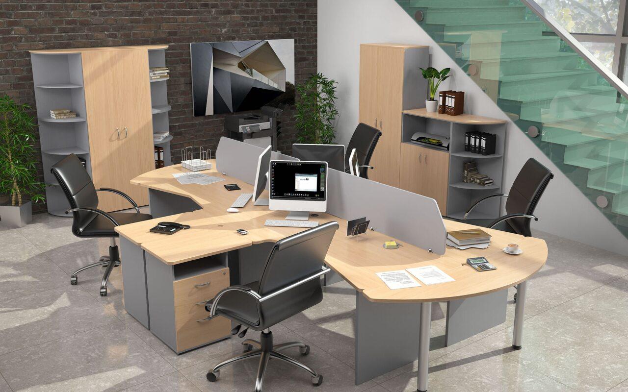 Мебель для персонала BekWem - фото 1