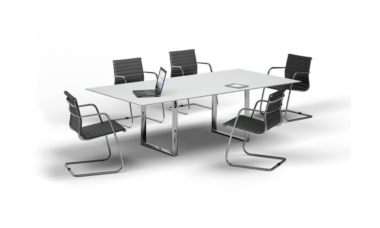 Стол для переговоров Orbis-Carre Meeting - фото 1