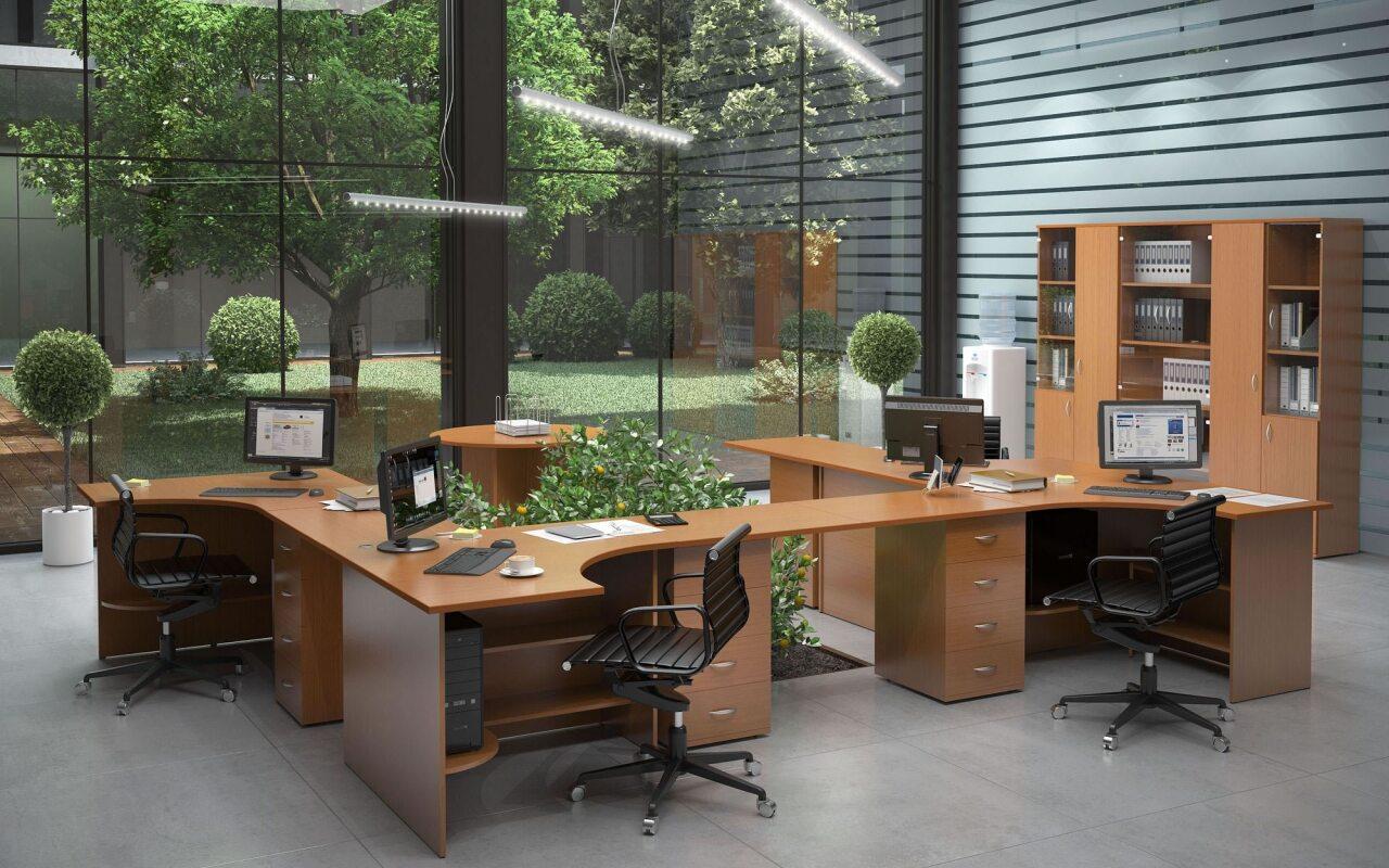 Мебель для персонала Эдем - фото 1