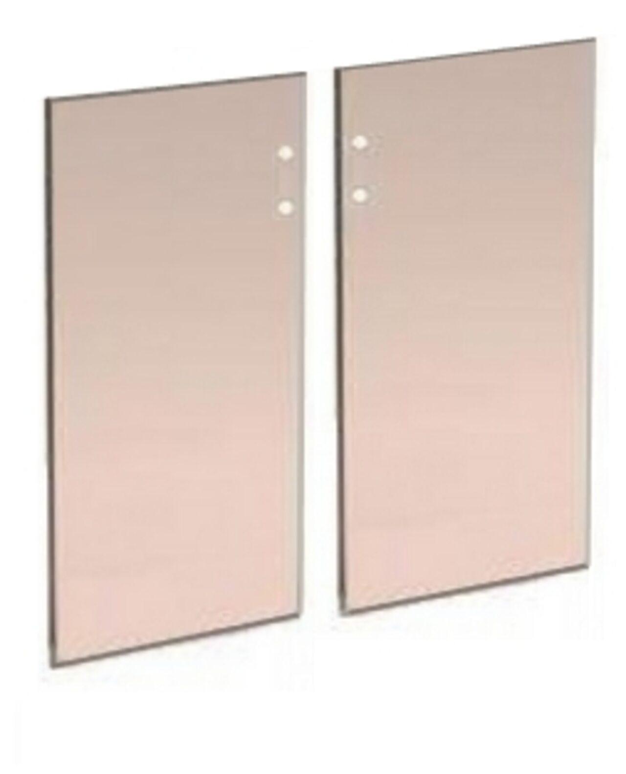 Тонированные стекла низких дверей  Консул-ЛАК  - фото 1