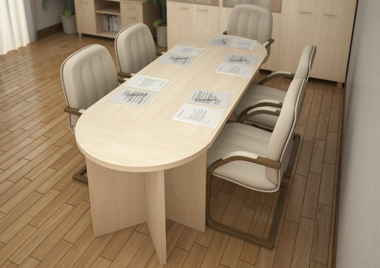 Стол для переговоров FIRST - фото 1
