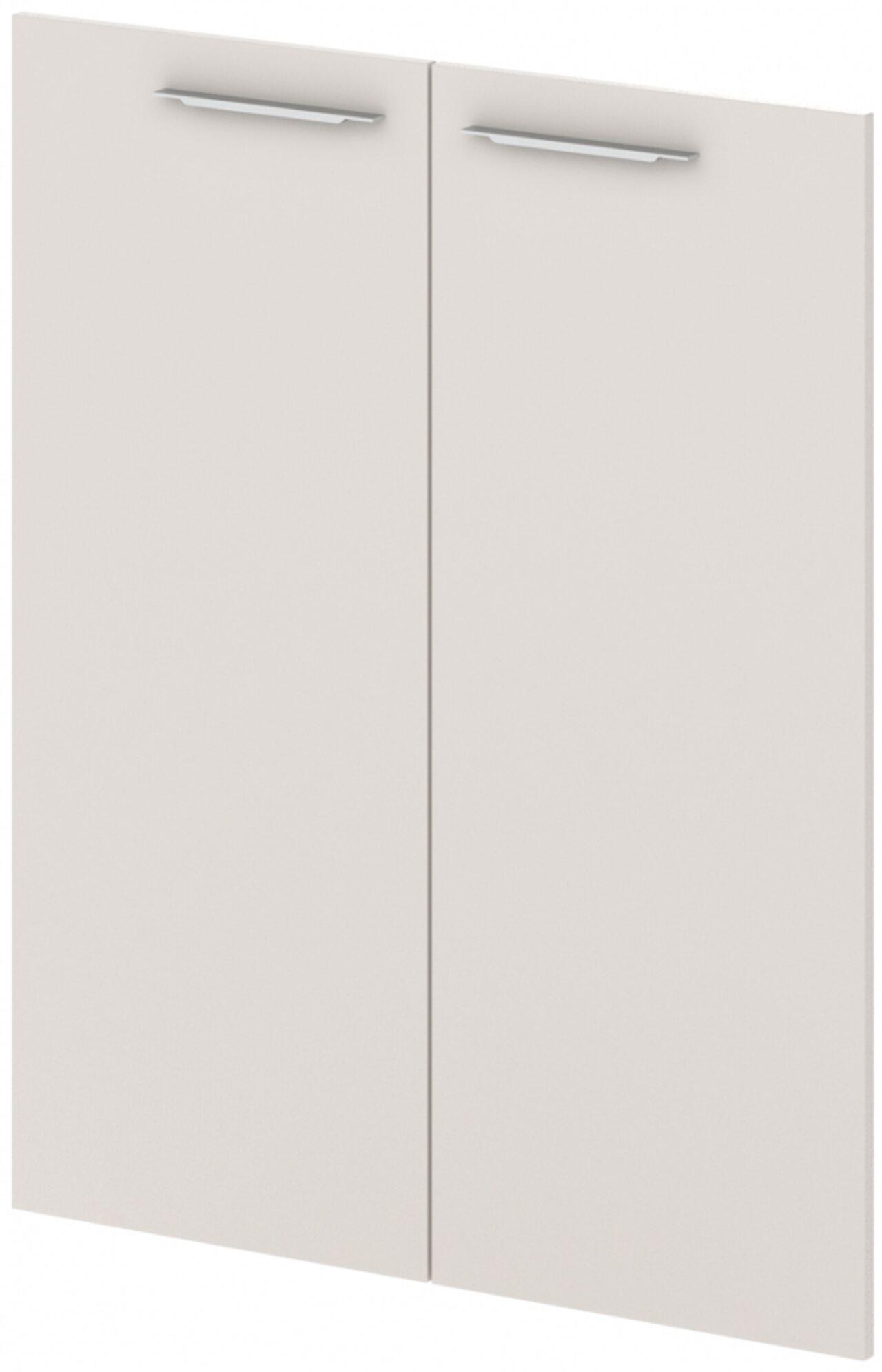 Двери ЛДСП средние  Grandeza 90x2x111 - фото 1