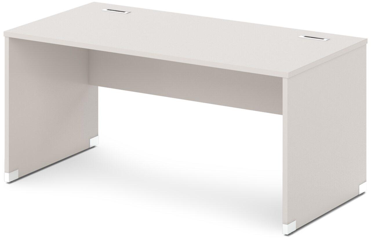 Стол на опорах ЛДСП  Grandeza 160x80x75 - фото 1