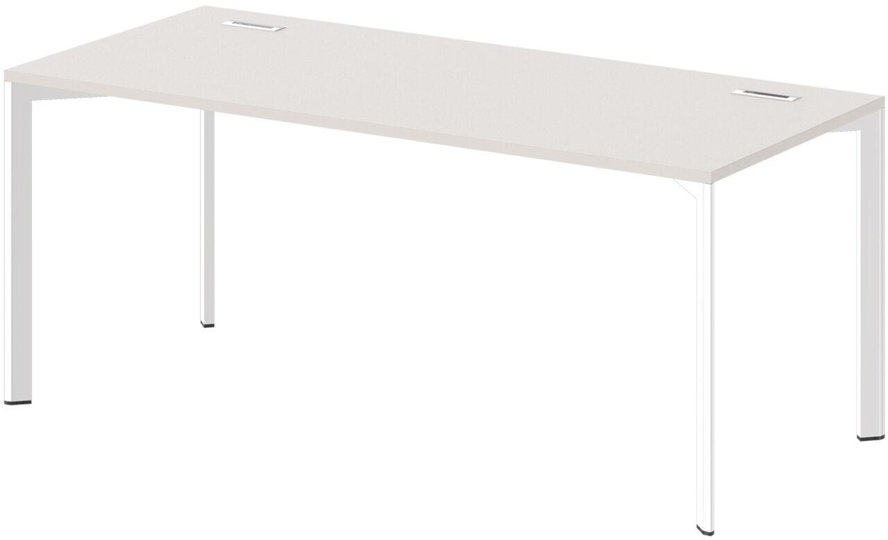 Стол на металлокаркасе  Grandeza 80x180x75 - фото 1