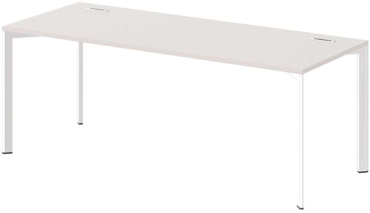 Стол на металлокаркасе - фото 1