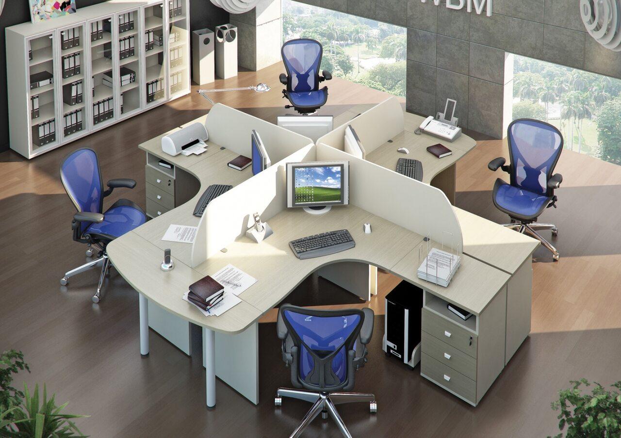 Мебель для персонала Gamma (Гамма) - фото 5